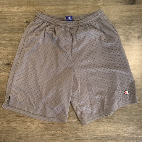 d2c48103ba @honorandreverance. 8 months ago. Lacey, United States. Free Shipping!!  Vintage mesh Champion shorts. Overall excellent condition.
