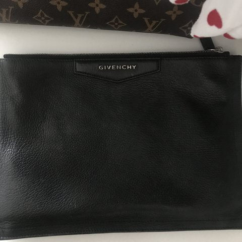 8f30761d16 Givenchy Antigona clutch 100% authentic Price is fixed - no - Depop