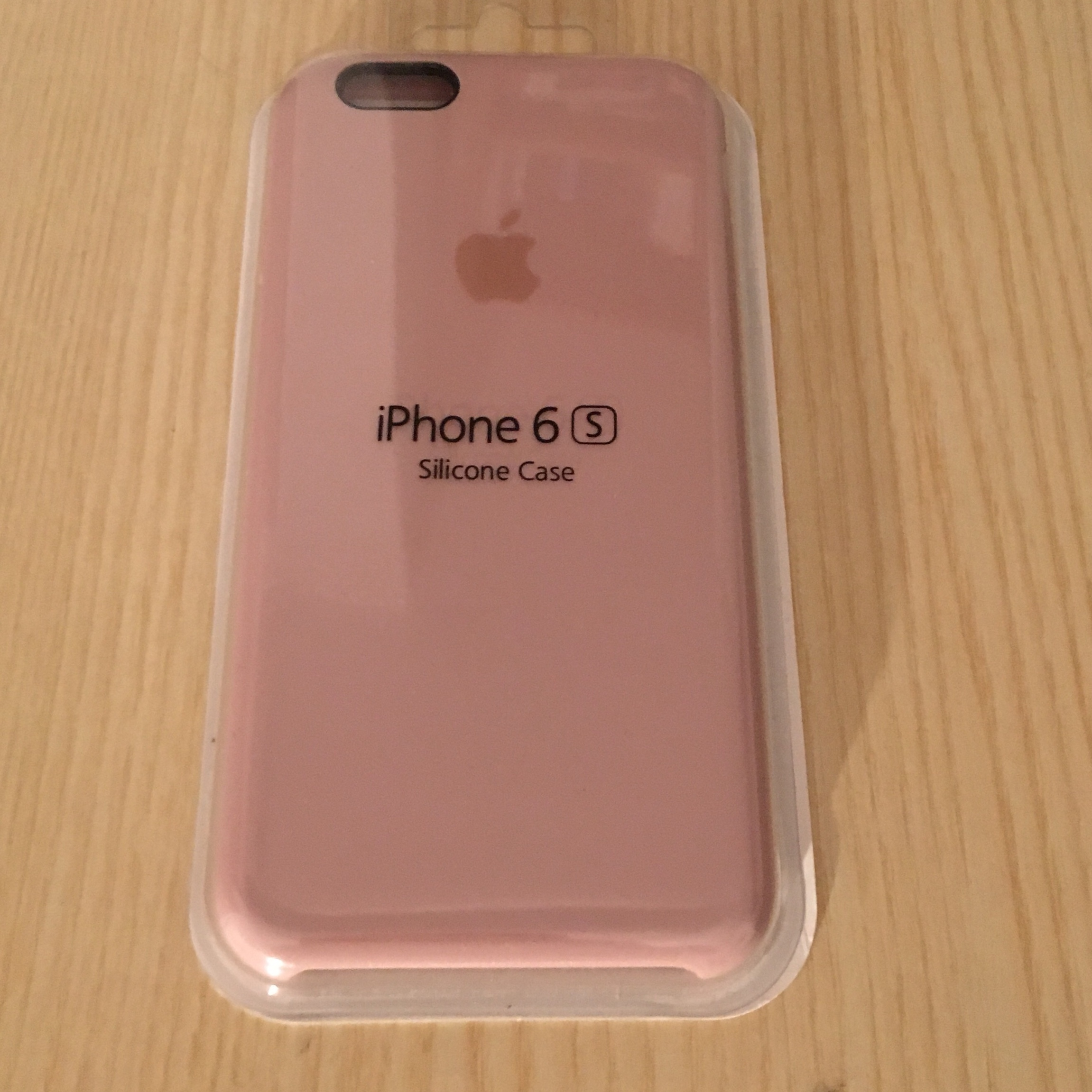 cover iphone 6s apple rosa