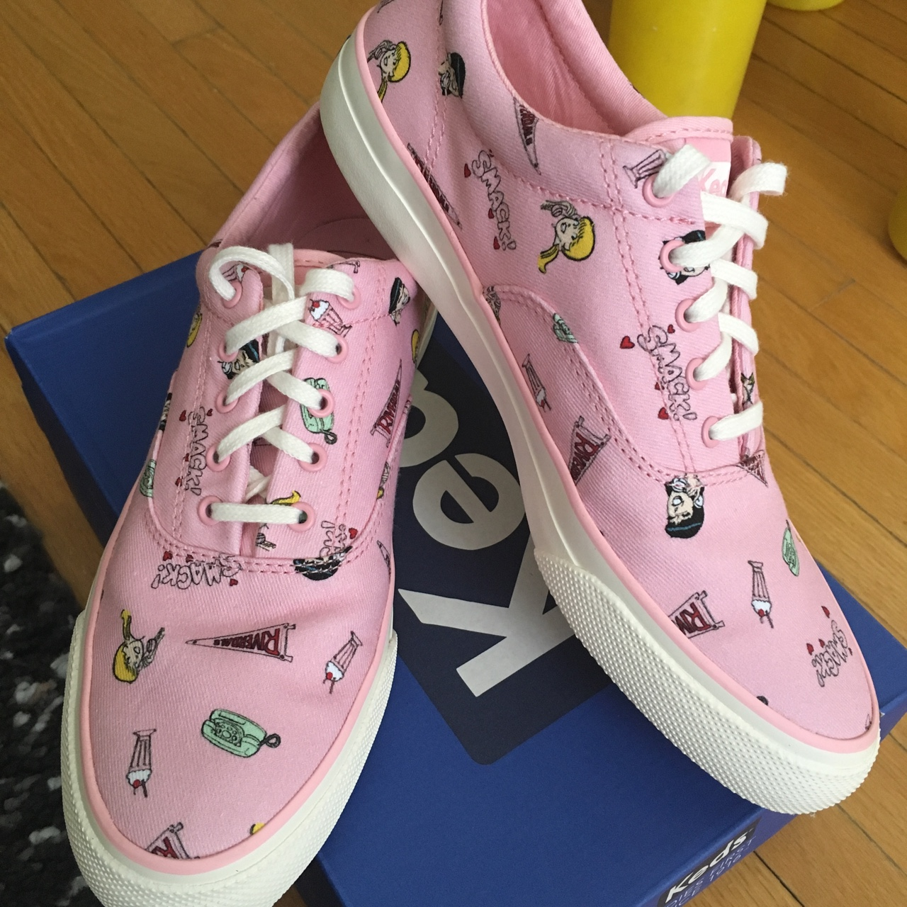 Keds X Betty and Veronica Anchor