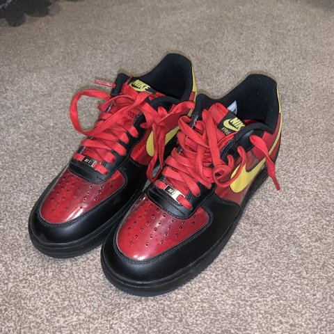 get cheap f7f68 62364  mayzo. 2 months ago. Dundee, United Kingdom. Kyrie Irving Nike Air Force  one