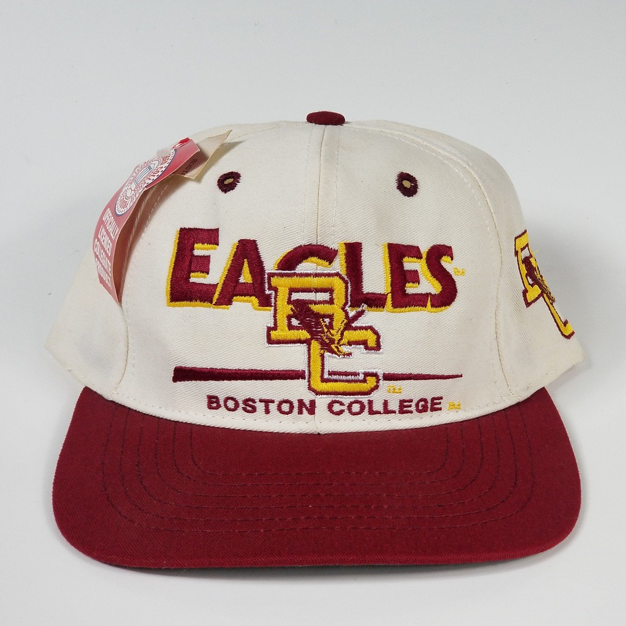 the latest 0d41c ed137 ... usa boston college snapback deadstock 0 d8418 7fc09