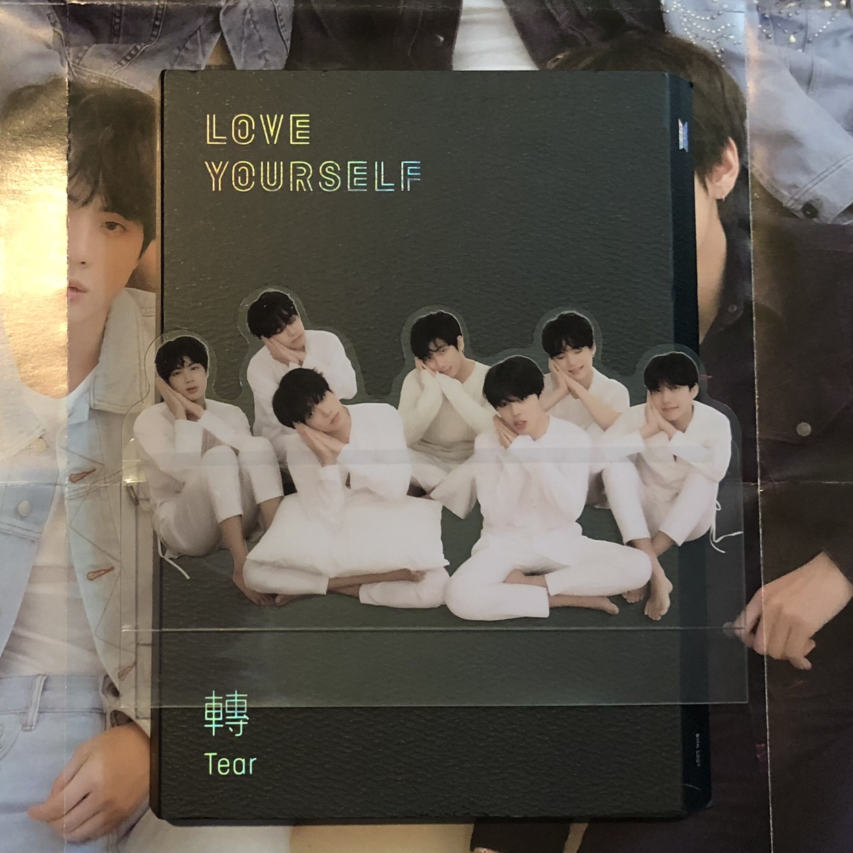Bts Love Yourself Tear Album Version R Comes Depop