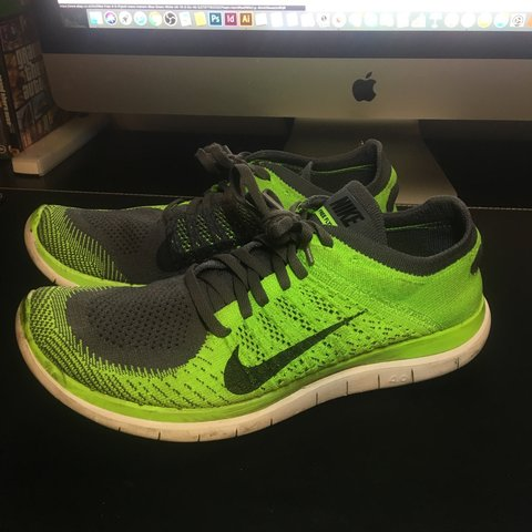 052be52a6ee Nike FlyKnit 4.0 Size uk 9 In fantastic condition Open to - Depop