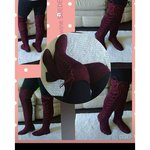 c81d4589c6c MARC FISHER LTD ARRINE OVER THE KNEE BOOTS OTK Size - Box - Depop
