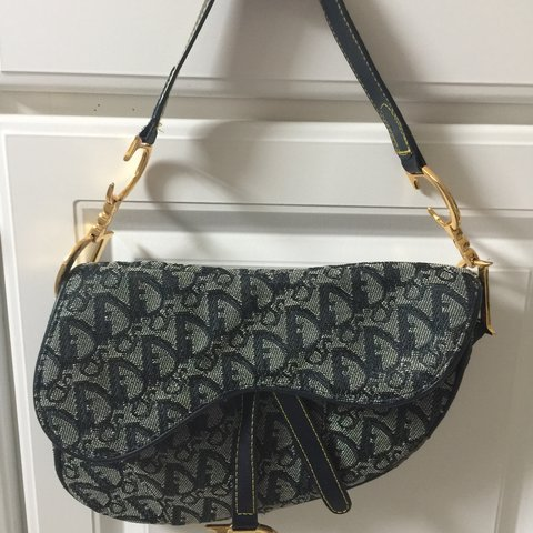 Authentic Christian Dior Bag! Great condition bag. - Depop 498e5c741d182