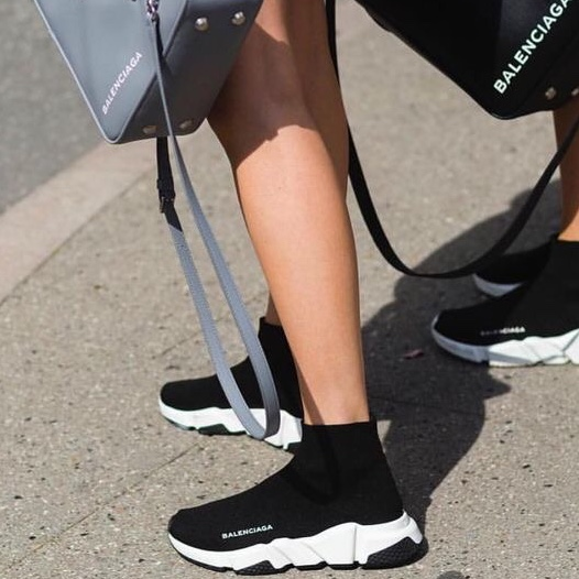 100% genuine utterly stylish new products Balenciaga Speed Trainer Discount Mount Mercy University
