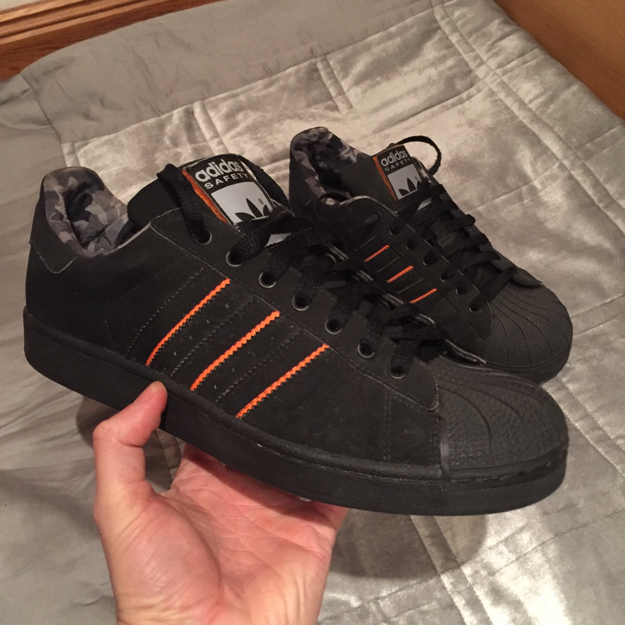 Men's adidas safety trainers size uk 9