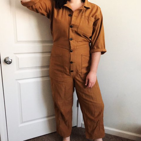 d3871ce1bfe BRAND NEW jumpsuit from Madewell x As Ever collaboration!! I - Depop
