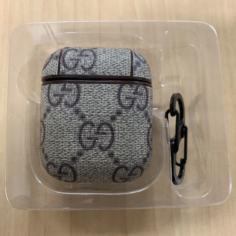 Custom Gucci Airpod Case Depop