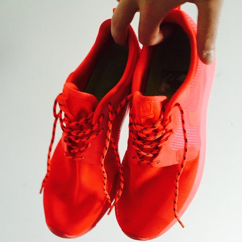 online store 8dce7 4091f  marcuscambridge. 4 years ago. Leeds, West Yorkshire, UK. Nike Roshe Run  Hyperfuse Red ...