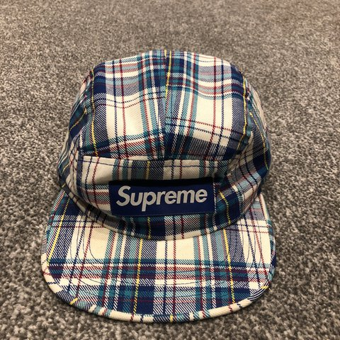 21a8f185b06 Supreme hat 2006 brand new! Very rare! Never worn - Depop