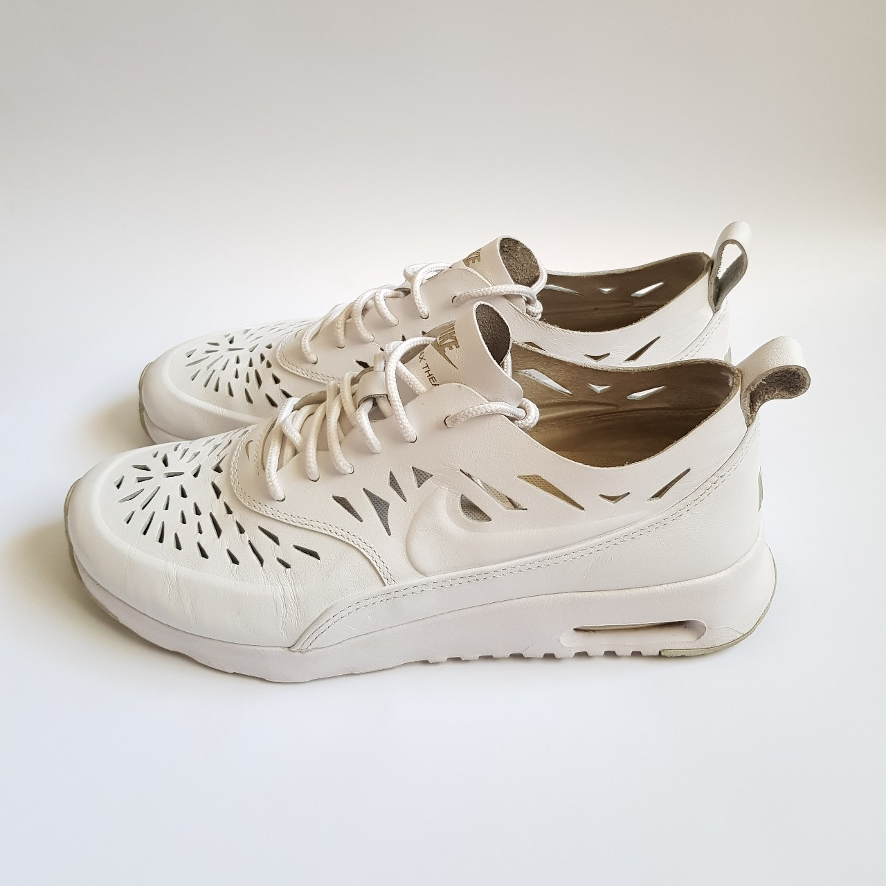Nike Air Max Thea Joli White Trainers Women's UK Depop