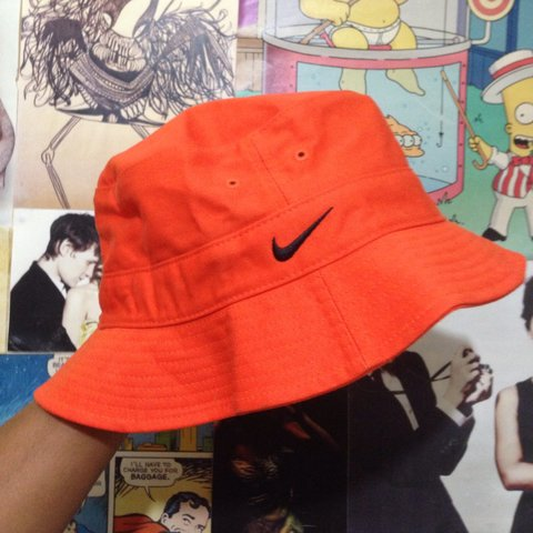 15eafce88c5 Brand new Nike bucket hat. Only ever tried on but took tag - Depop
