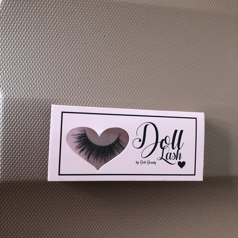 f9e9a7885ab Doll Beauty Lashes in the style Frankie. Brand new, never - Depop