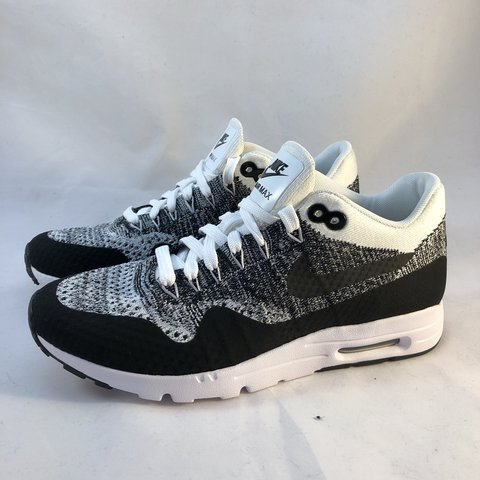 79a33da135 @justdoneit. 11 months ago. Leeds, United Kingdom. Nike Air Max 1 Ultra  Flyknit • Women's Trainers • UK 5 • Brand New ...
