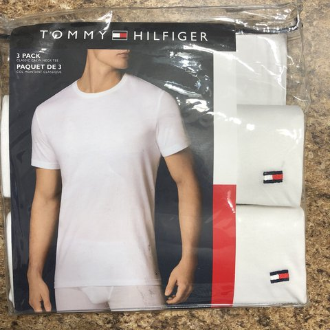 d7def02ad1eb @an2345. 7 hours ago. New York, United States. 🔥🔥🔥 2-pack of Tommy  Hilfiger White ...