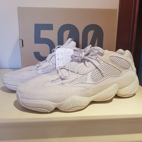 3f72f661df2e5 Yeezy Adidas 500 Blush Size 11.5UK BRAND NEW DEADSTOCK in - Depop