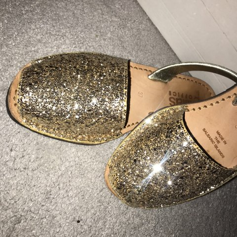 2ccb3607c @ags_x. 3 months ago. Buckhurst Hill, United Kingdom. Gold Glitter  Espadrilles from Office.. So Cute on been worn ...