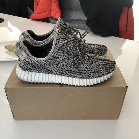 d0acf7a19d8ef  seffmo19. 8 hours ago. United Kingdom. Adidas Yeezy Boost 350 Turtle Dove  Size UK 8.5 100% REAL   AUTHENTIC Bought summer 2015