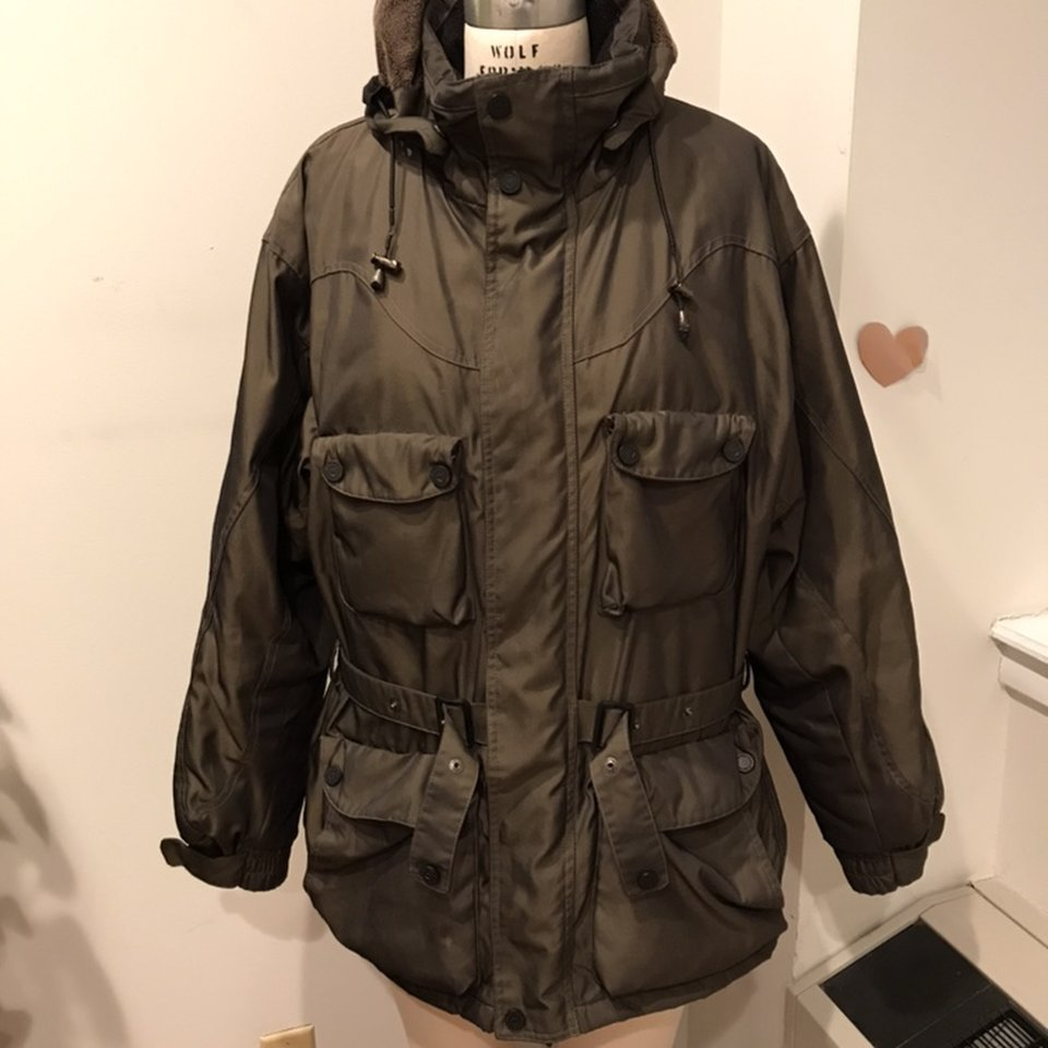Mens Wellensteyn Motoro Jacket Parka XL Insulated Depop