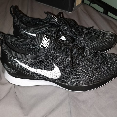 4f6784a37d711 Nike Air Zoom Mariah Flyknit Racer only wore them once as - Depop