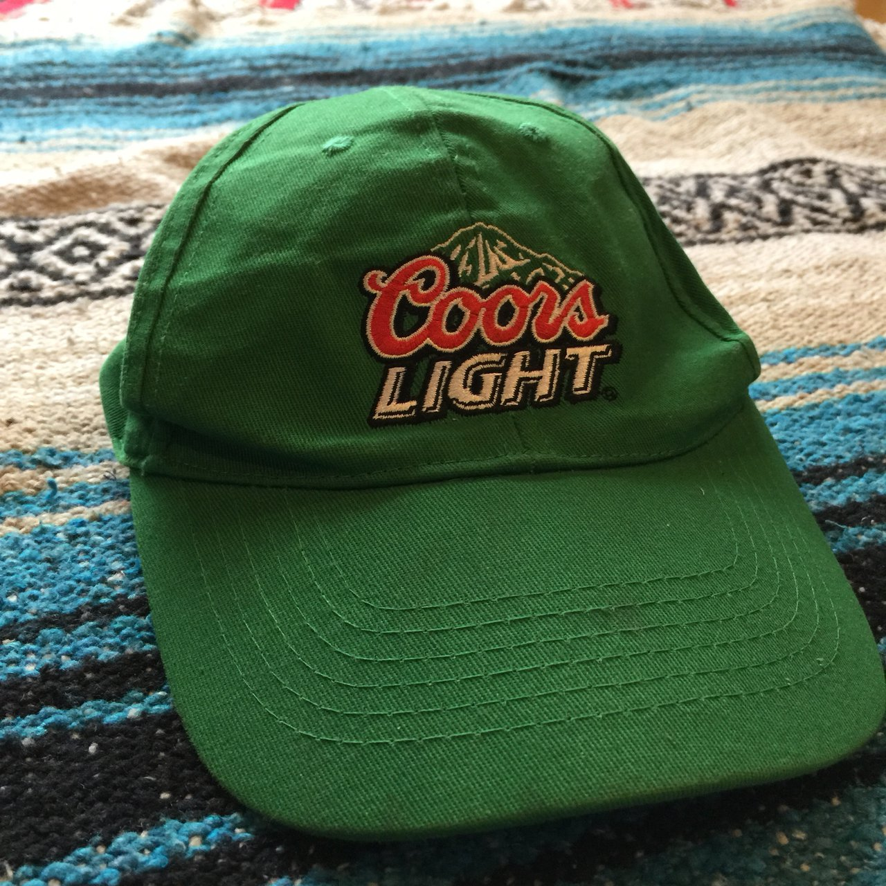 c24f363f795 Coors light hat Size fits smaller  thrasher