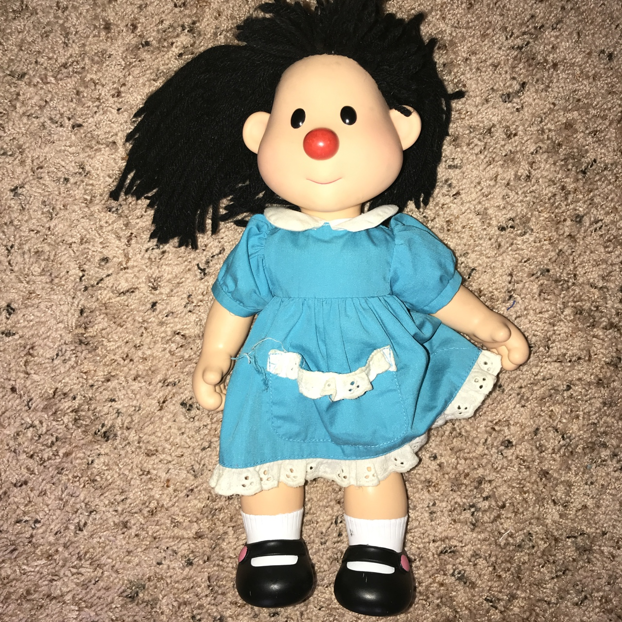 Superb Molly Doll From The Show The Big Comfy Couch From Depop Ibusinesslaw Wood Chair Design Ideas Ibusinesslaworg