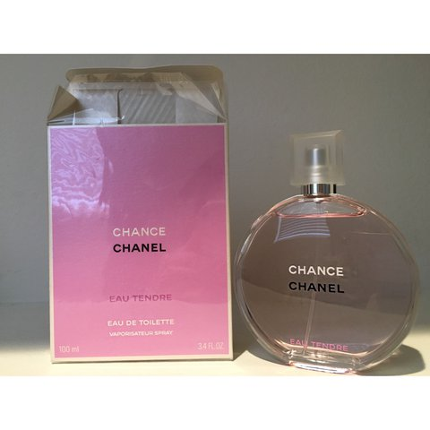 100 Authentic Chanel Chance Eau Tendre 34 Oz Brand New In Depop