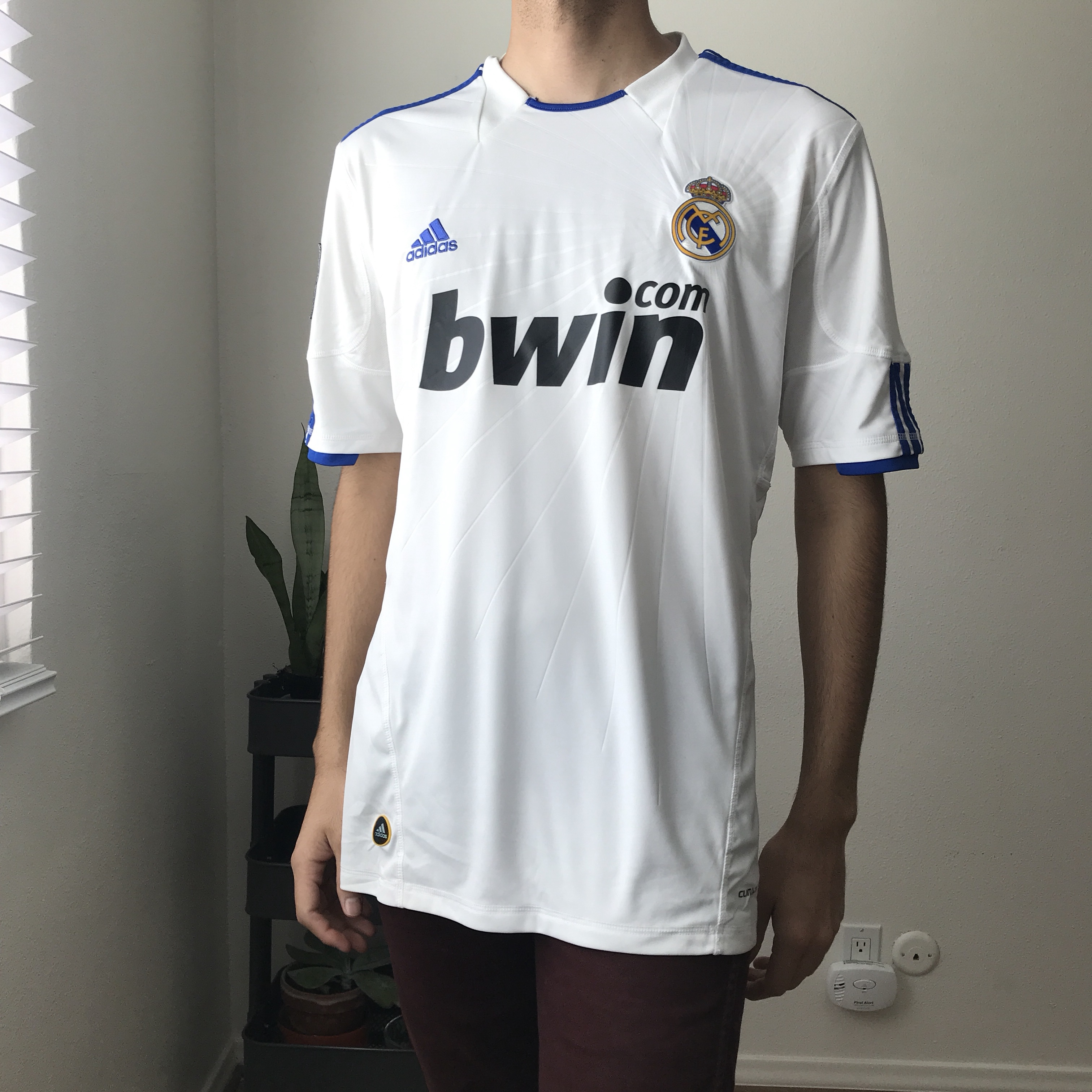 reputable site 5a59c e0aea Real Madrid jersey from 2010-2011 season! This is... - Depop