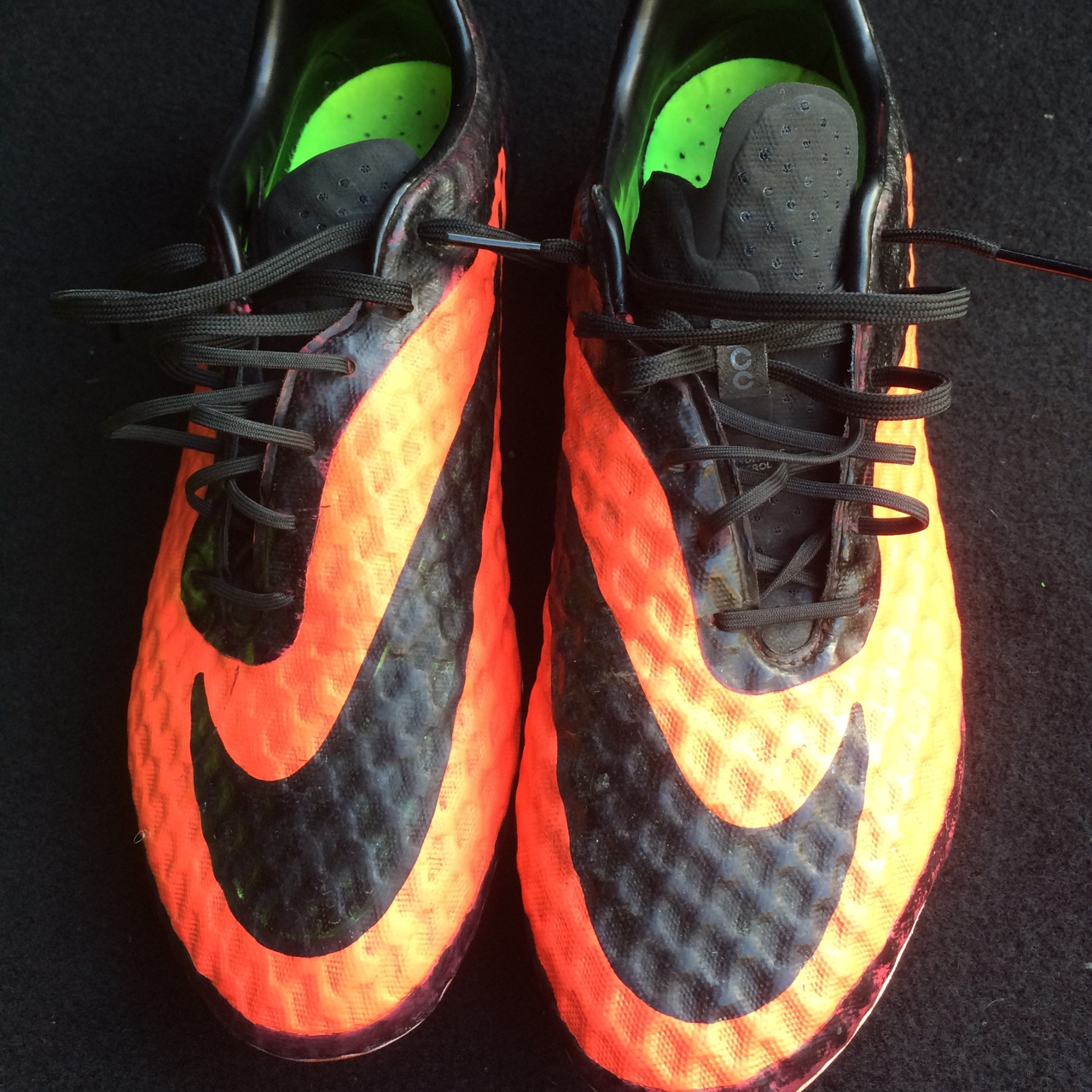 huge discount 2391d 21fea Nike Hypervenom Phantom AG soleplate. Bought from ...