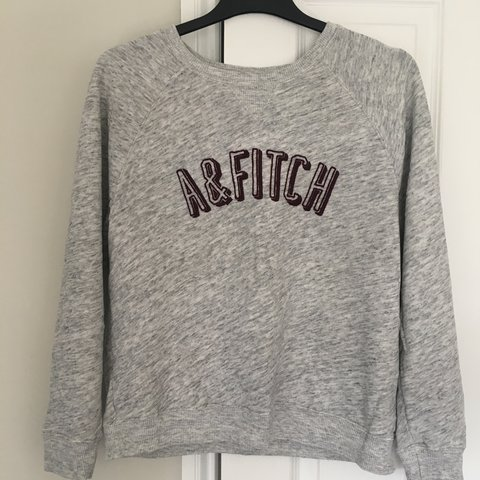 6ef0fff33052 REDUCED!!! Abercrombie and Fitch Large sweater. Bought from - Depop