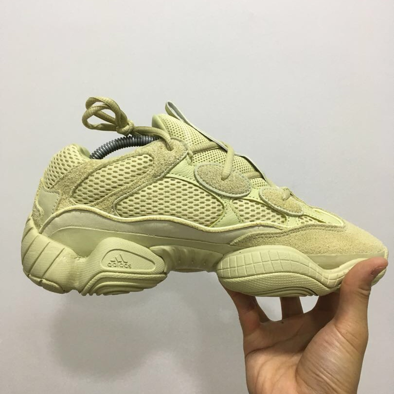 huge selection of 7a0a1 1ee34 Yeezy 500 supermoon yellow, size uk3 us3.5, wanting... - Depop