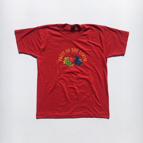 add14a16c7 @32nbelow. 4 months ago. Montevallo, United States. Vintage 90's Fruit Of  The Loom safety is key t shirt.