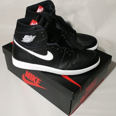 be26c4ac1897 Jordan 1 OG Black White ⚠From the ying yang pack ⚠DEADSTOCK - Depop