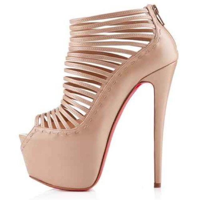 0c89a15aa7e1 Christian Louboutin Zoulou 160mm Ankle