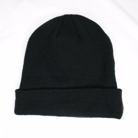 b891e126cb4 MISHKA NYC BEANIE - PRE OWNED - GREAT CONDITION - Depop