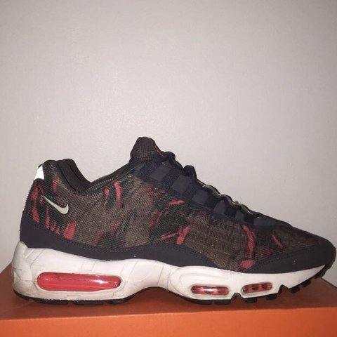 outlet store a0f11 54460  grazianoclothing. 9 days ago. Winchester, United Kingdom. Nike Air Max 95  PRM Tape camo