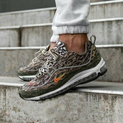 new concept aa821 ca1a3  selleraccount. yesterday. London, United Kingdom. Brand New - Nike Air Max  98 AOP   ...