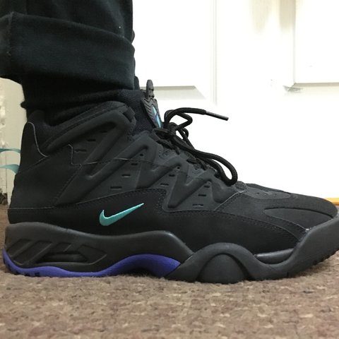 94a01dd563a2 💫🌟💫Nike Air Flare  Persian Violet  UK 8.5 would fit 8 9. - Depop