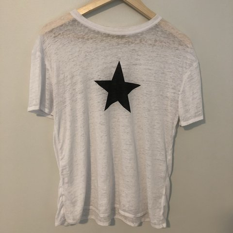 3854bd7d @abbiejohnson61. last year. Portland, United States. urban outfitters black  star graphic tee! ...