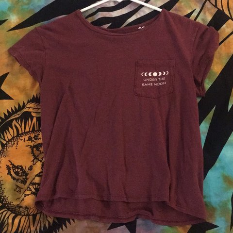 82d703fd74 PacSun Crop Top Fits like a small Tiny flaw on the back in - Depop