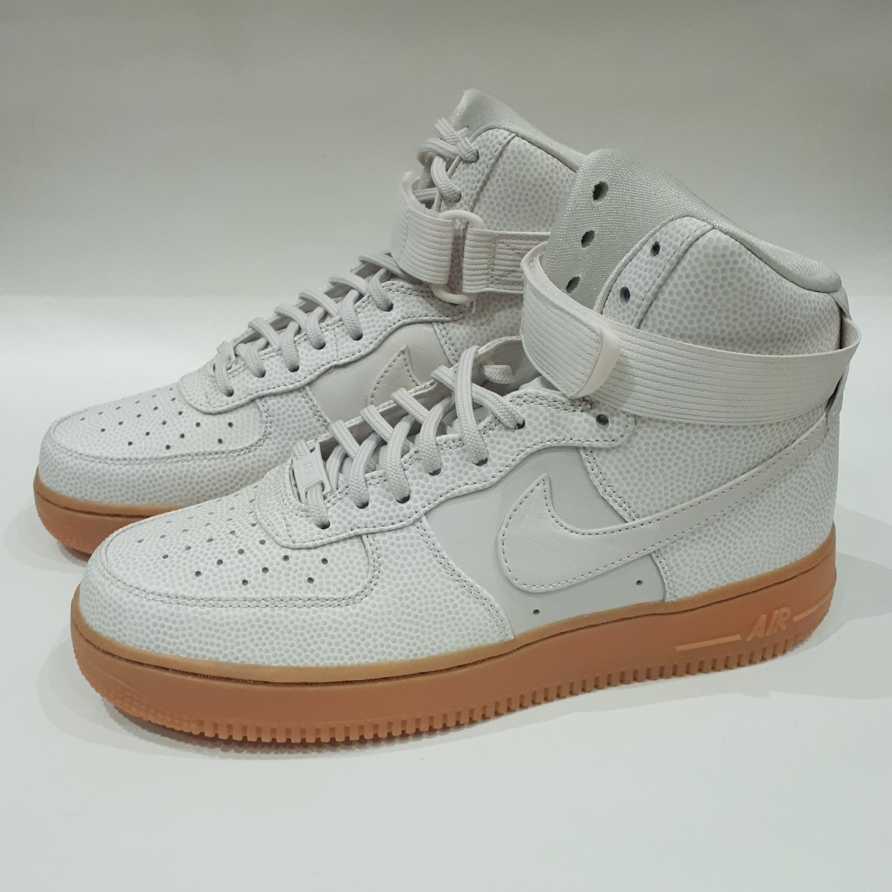 order entire collection the best Phantom/Light Iron Ore Nike Wmns Air Force 1 Hi SE.... - Depop
