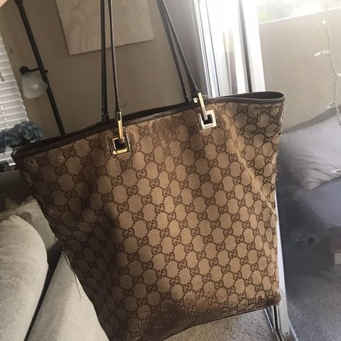 Vintage Gucci bag. Authentic! Double checked serial number - Depop 0928b196b0e49