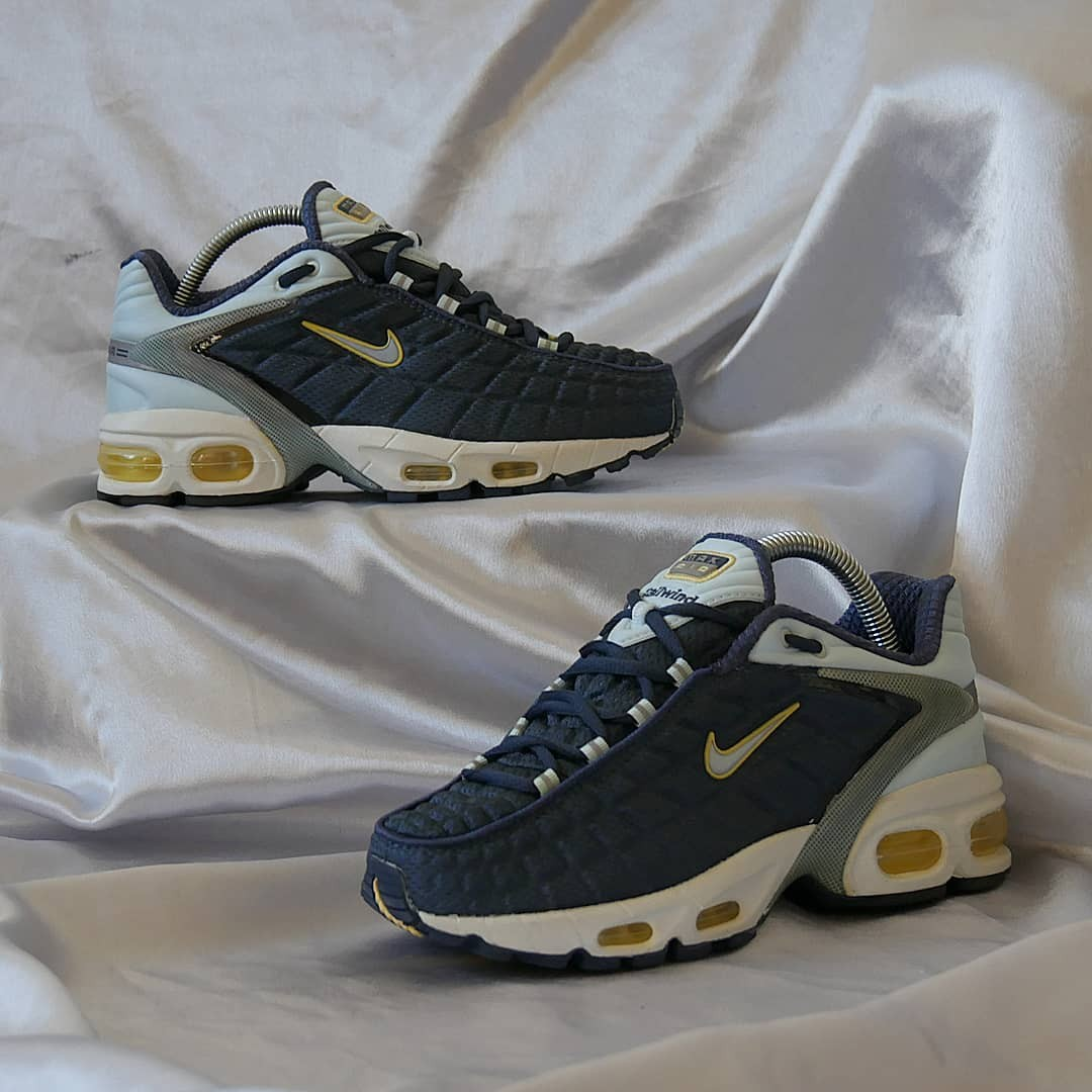 Nike Air Max Tailwind V (2000) UK 5,5 - EUR 38,5 -... - Depop