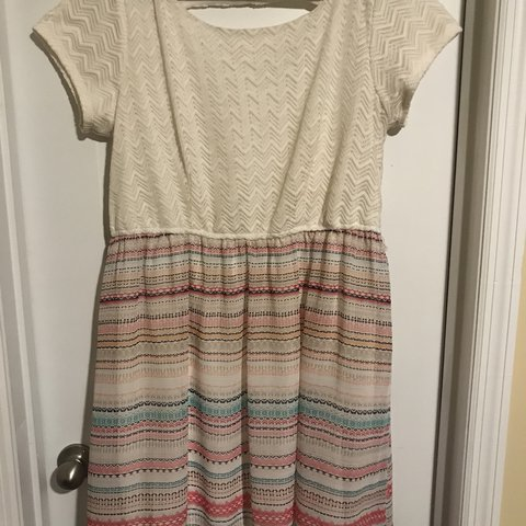 1c3393b6bb6 Size 2 plus size dress from maurices. This was one of my and - Depop
