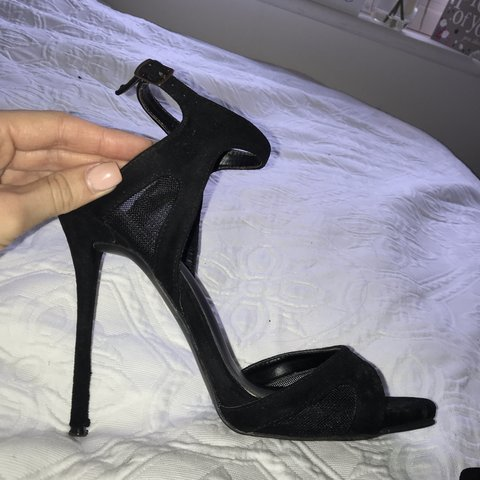 1a83c12b33 @laurenna6. 3 months ago. Bournemouth, United Kingdom. Missguided mesh high  heels. Size 6. Only worn once ...