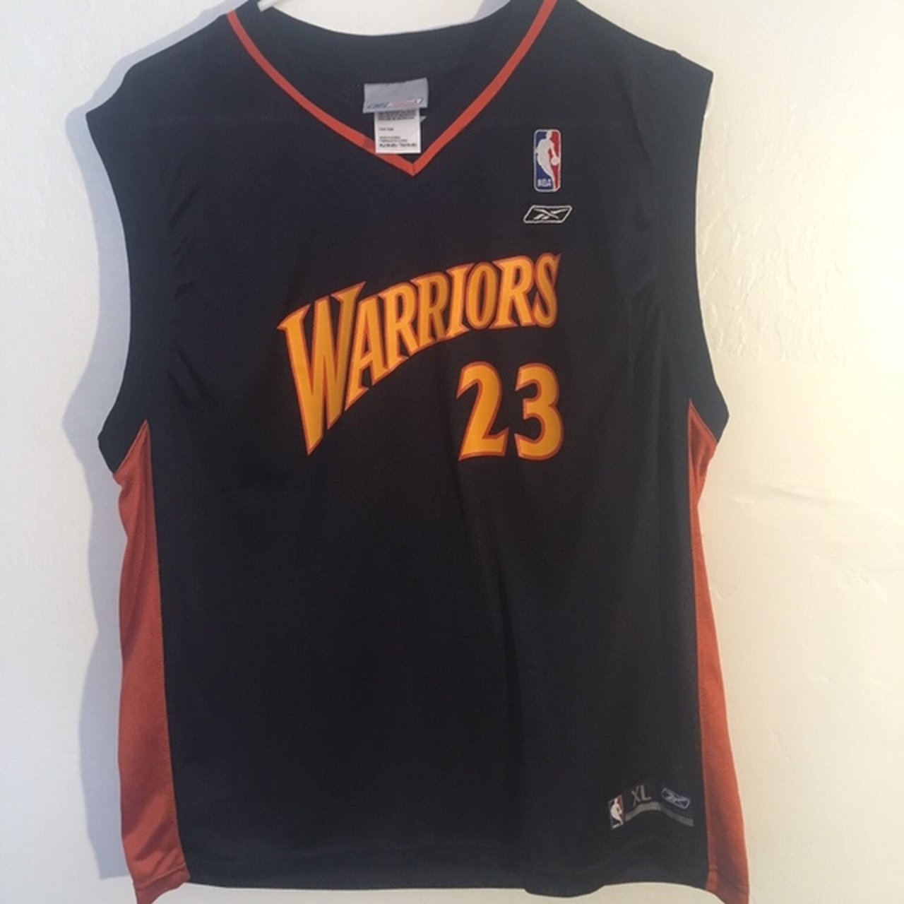 23 Jason Richardson Warriors Jersey Size XL fits like a - Depop d9652f12e