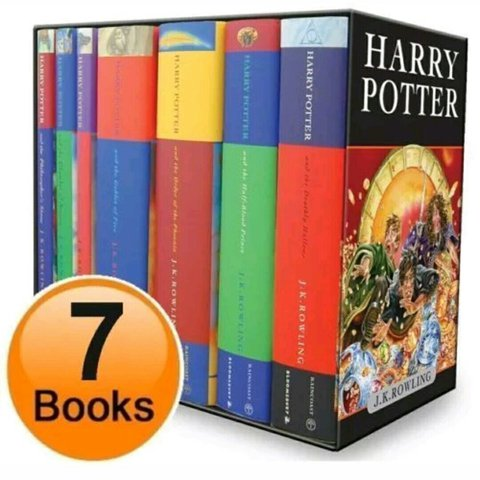 Harry Potter Series Epub