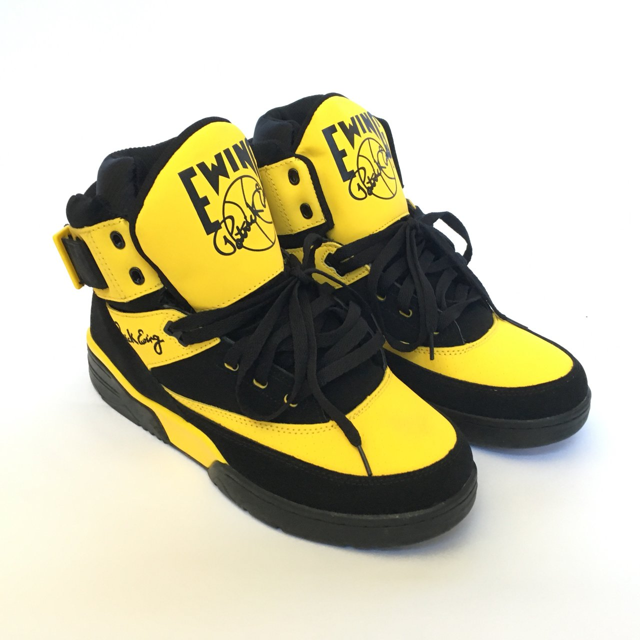 "huge selection of 8ec90 36e96 Ewing 33 Hi ""Dandelion"" Pre-Owned 10 10 Sz. 12 Very.  60 · Air Jordan ..."